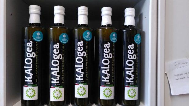 In letzter Minute: Olivenöl wieder eingetroffen