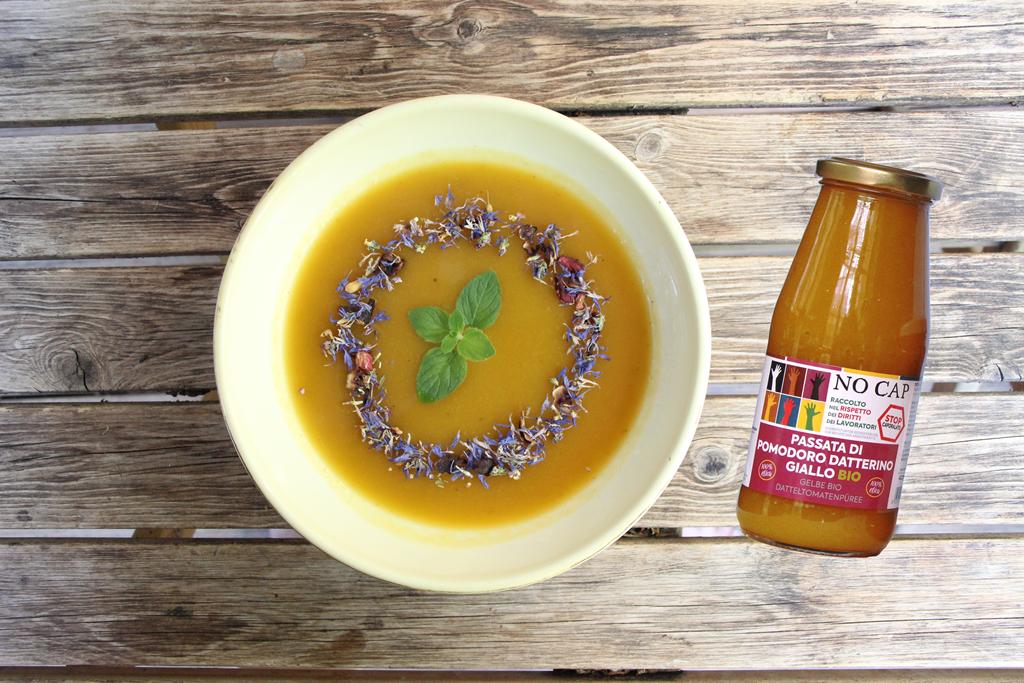Gelbe Tomaten - sensationell gut!